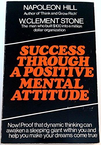 9780722511589: Success Through a Positive Mental Attitude