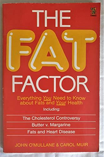 9780722511848: Fat Factor 1986
