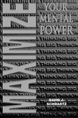 9780722513156: Maximize Your Mental Power