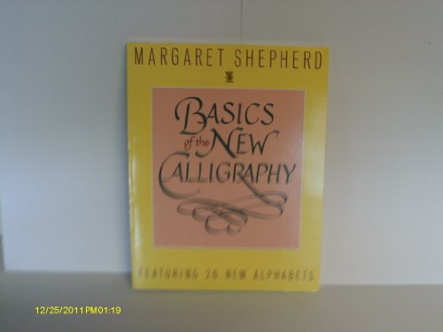 9780722514474: Basics of the New Calligraphy