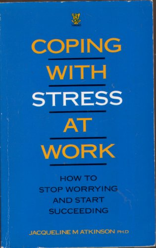 9780722514856: Coping With Stress at Work
