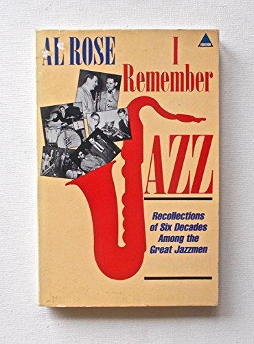 i remember jazz rose al