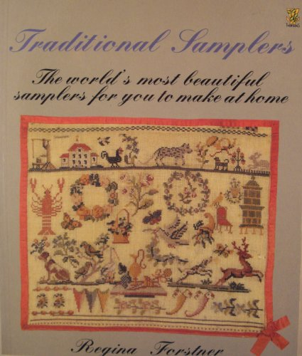 9780722518137: Traditional Samplers: The World's Most Beautiful Samplers for You to Make at Home