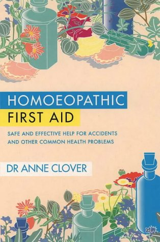 9780722521076: Homeopathic First Aid: Useful Remedies for Day-To-Day Problems