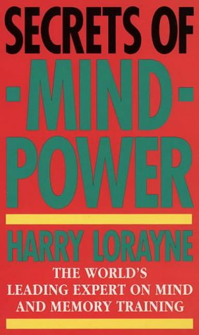 Secrets of Mind Power (0722525125) by Harry Lorayne