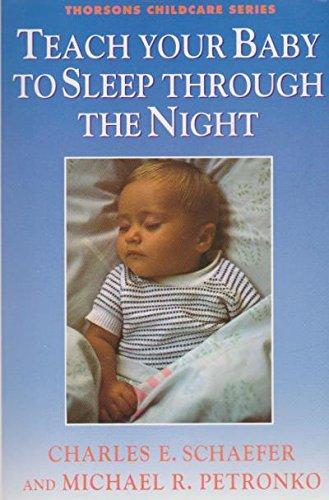 9780722528174: Teach Your Baby to Sleep Through the Night
