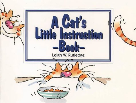 9780722529218: A Cat's Little Instruction Book