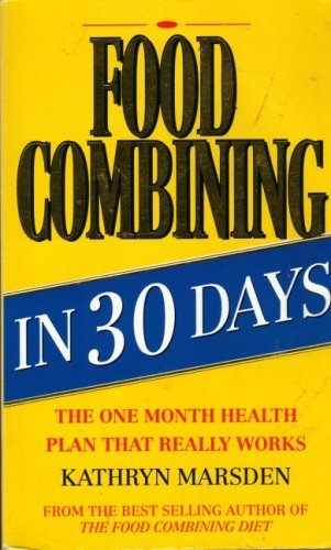 9780722529607: Food Combining in 30 Days