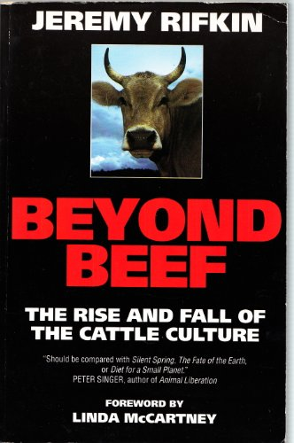 9780722529799: Beyond Beef: Rise and Fall of the Cattle Culture