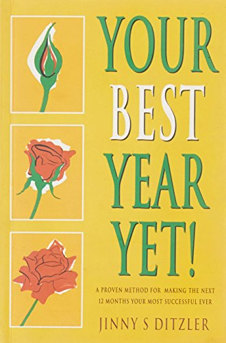 9780722530344: Your Best Year Yet: Make the next 12 months your best ever!: How to Make the Next 12 Months Your Most Successful Ever!