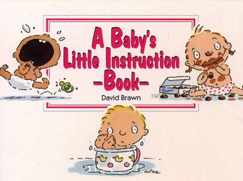 9780722531037: A Baby's Little Instruction Book (Little instruction books)