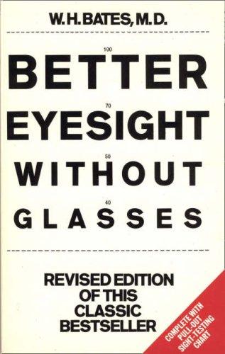 9780722531334: Better Eyesight Without Glasses