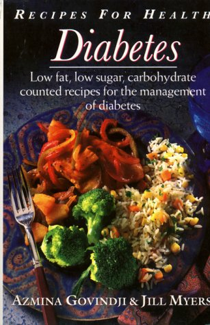 9780722531396: Recipes For Health – Diabetes: Low Fat, Low Sugar, Carbohydrate, Counted Recipes for the Management of Diabetes