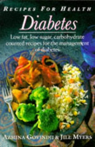 9780722531396: Recipes For Health - Diabetes: Low Fat, Low Sugar, Carbohydrate, Counted Recipes for the Management of Diabetes