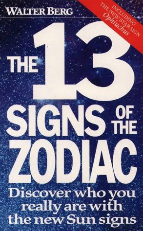 9780722532546: The 13 Signs of the Zodiac