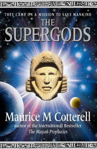 9780722534625: The Supergods: They Came On A Mission to Save Mankind