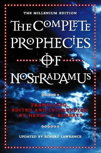 9780722534670: The Complete Prophecies of Nostradamus