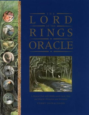 9780722536209: The Lord of the Rings Oracle