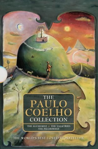 """9780722536285: The Paulo Coelho Collection: """"The Alchemist"""", """"The Pilgrimage"""", """"The Valkyries"""""""