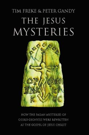 9780722536766: The Jesus Mysteries