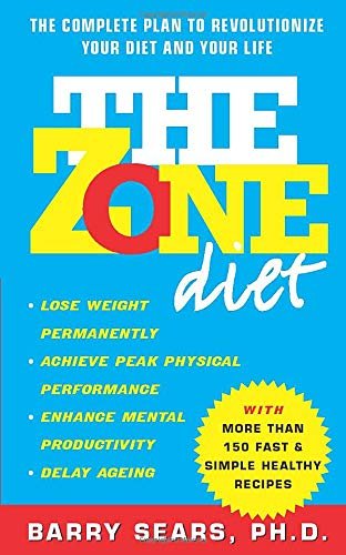 9780722536926: The Zone Diet