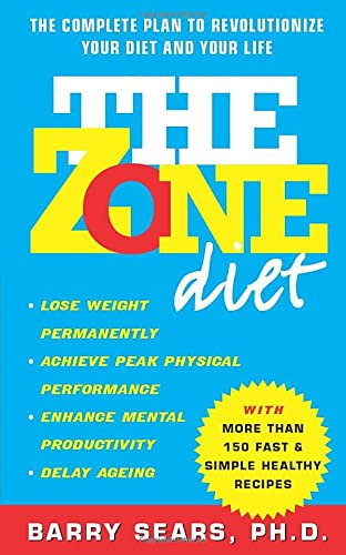 The Zone Diet (0722536925) by Barry Sears
