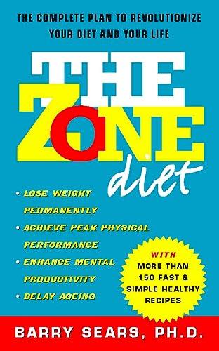 9780722536926: The Zone Diet