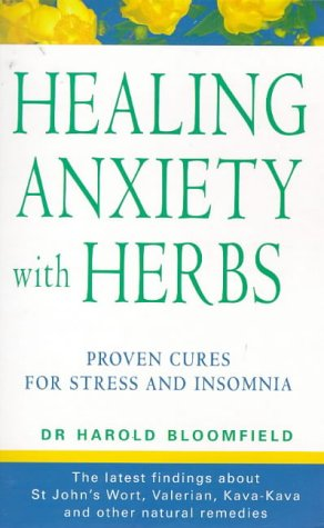 9780722536940: Healing Anxiety With Herbs