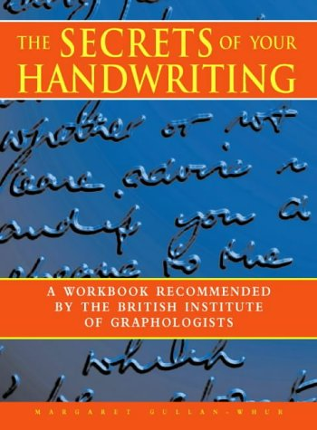 9780722537336: The Secrets of Your Handwriting: A straightforward and practical guide to handwriting analysis