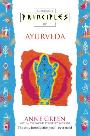 9780722537459: Principles of Ayurveda