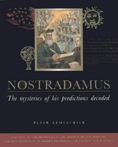 9780722537961: Nostradamus Encyclopedia: The mysteries of his predictions decoded