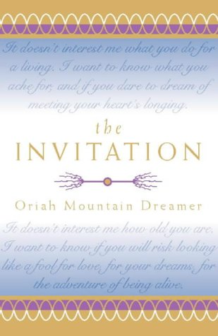 9780722538210: The Invitation