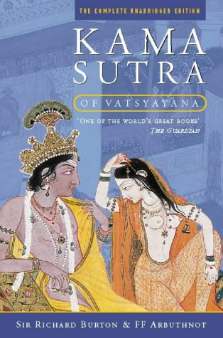 9780722538258: Kama Sutra of Vatasyana: The complete, unabridged text