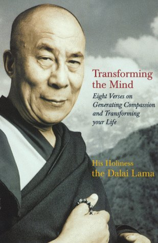 9780722538654: Transforming the Mind: Eight Verses on Generating Compassion and Transforming Your Life