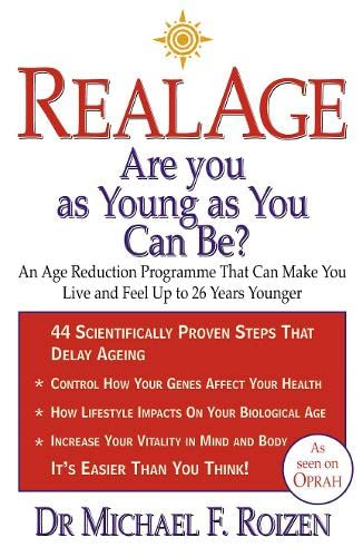 9780722539507: Real Age: Are You as Young as You Can Be?