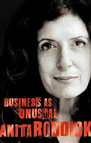 9780722539873: Business as Unusual: The Triumph of Anita Roddick