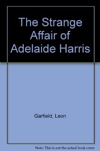 9780722650950: The Strange Affair of Adelaide Harris
