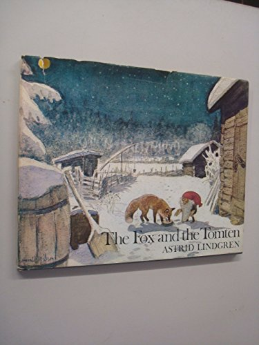 9780722651896: The Fox and the Tomten (Viking Kestrel picture books)