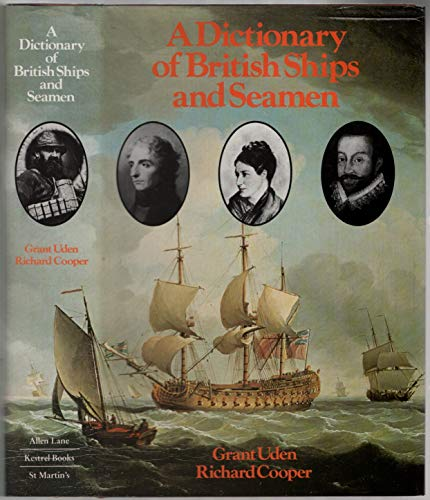 A dictionary of British ships and seamen: Uden, Grant