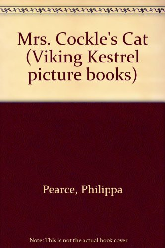 9780722652602: Mrs Cockle's Cat (Viking Kestrel Picture Books)