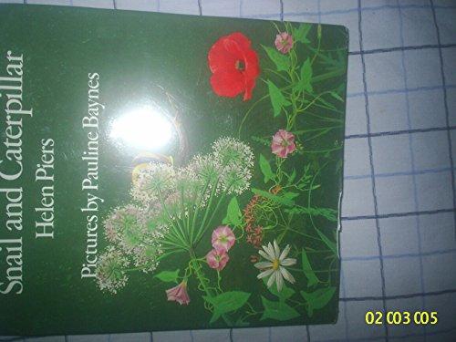 9780722652695: Snail and Caterpillar (Viking Kestrel picture books)