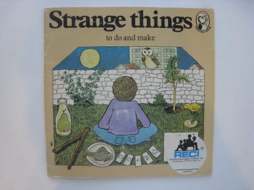9780722653401: Strange Things to Do and Make (Practical Puffin)