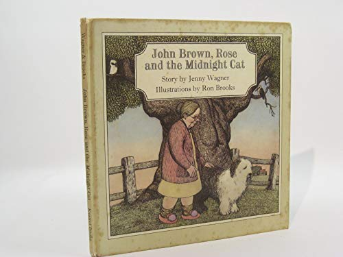 9780722653500: JOHN BROWN ROSE AND THE MIDNIGHT CAT