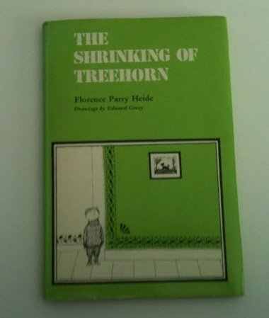 9780722654040: The shrinking of Treehorn