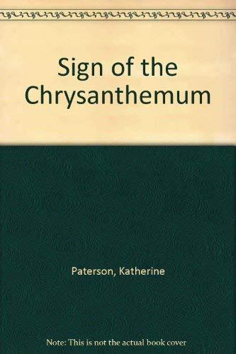 9780722654514 Sign Of The Chrysanthemum Abebooks Katherine