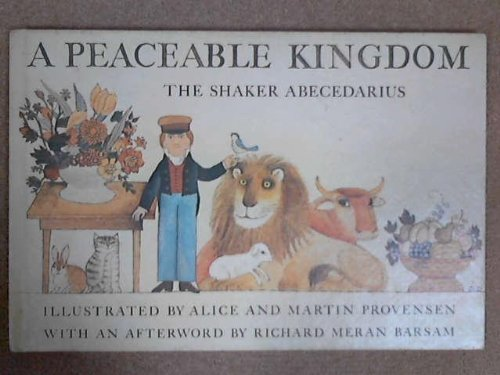 9780722655252: A Peaceable Kingdom The Shaker Abecedarius