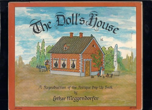 9780722655344: Dolls' House Pop-up Book