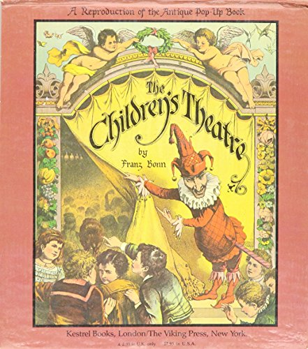 9780722655368: The Children's Theatre: A Reproduction of the Antique Pop-up Book