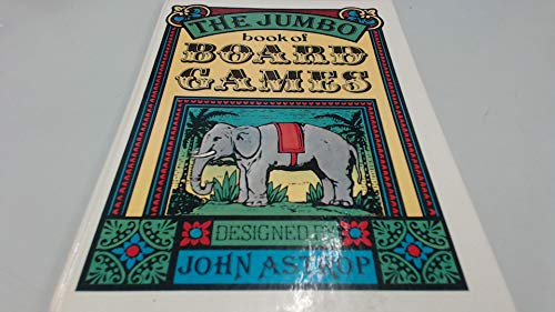 9780722655443: A Jumbo Book of Board Games (Viking Kestrel picture books)