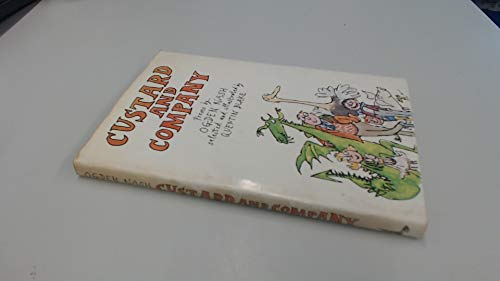 Custard and Company (0722655452) by OGDEN NASH